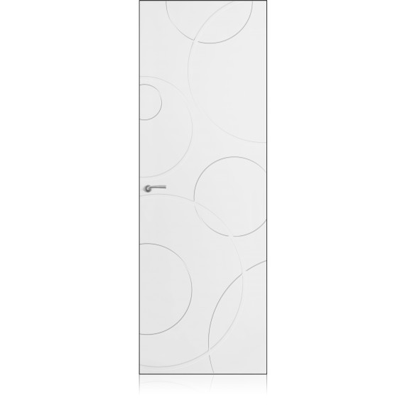 Porta Yncisa/0 Zero Bianco Laccato ULTRAopaco