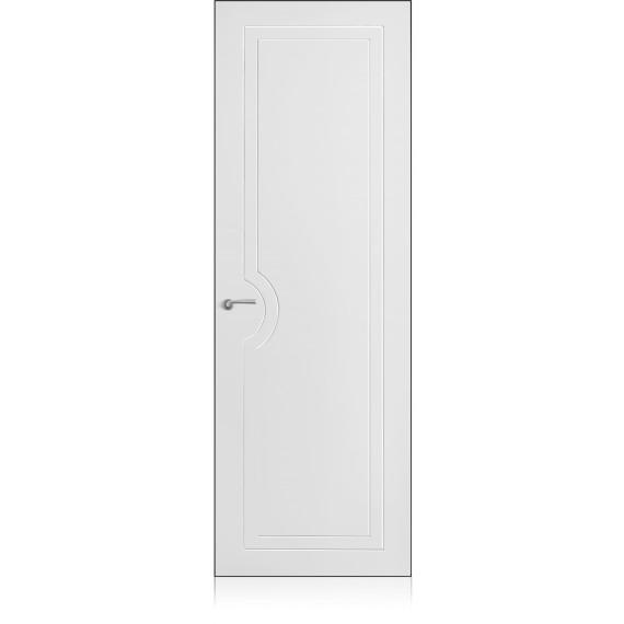 Porta Yncisa/1 Zero Bianco Laccato ULTRAopaco