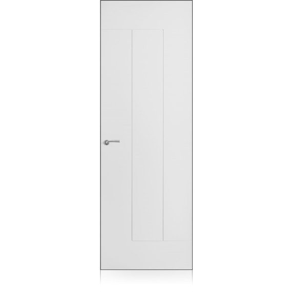 Porta Yncisa/8 Zero Bianco Laccato ULTRAopaco