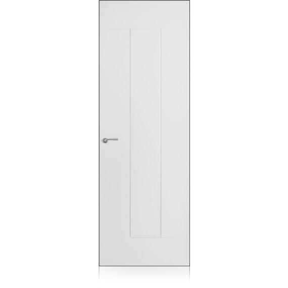 Yncisa/8 Zero Bianco Laccato ULTRAopaco door