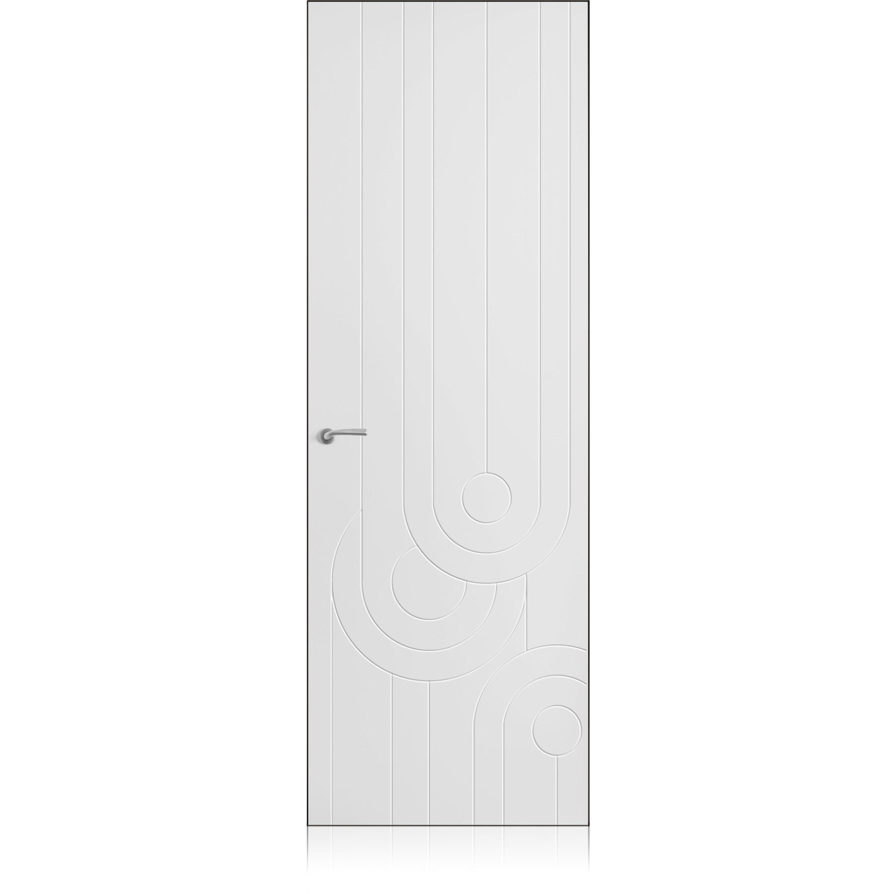 Porta Yncisa 70 Zero Bianco Laccato ULTRAopaco
