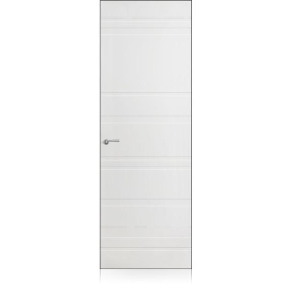 Porta Yncisa Styla Zero Bianco Laccato ULTRAopaco