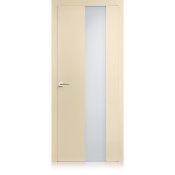 Exit vetro cremy glossy door