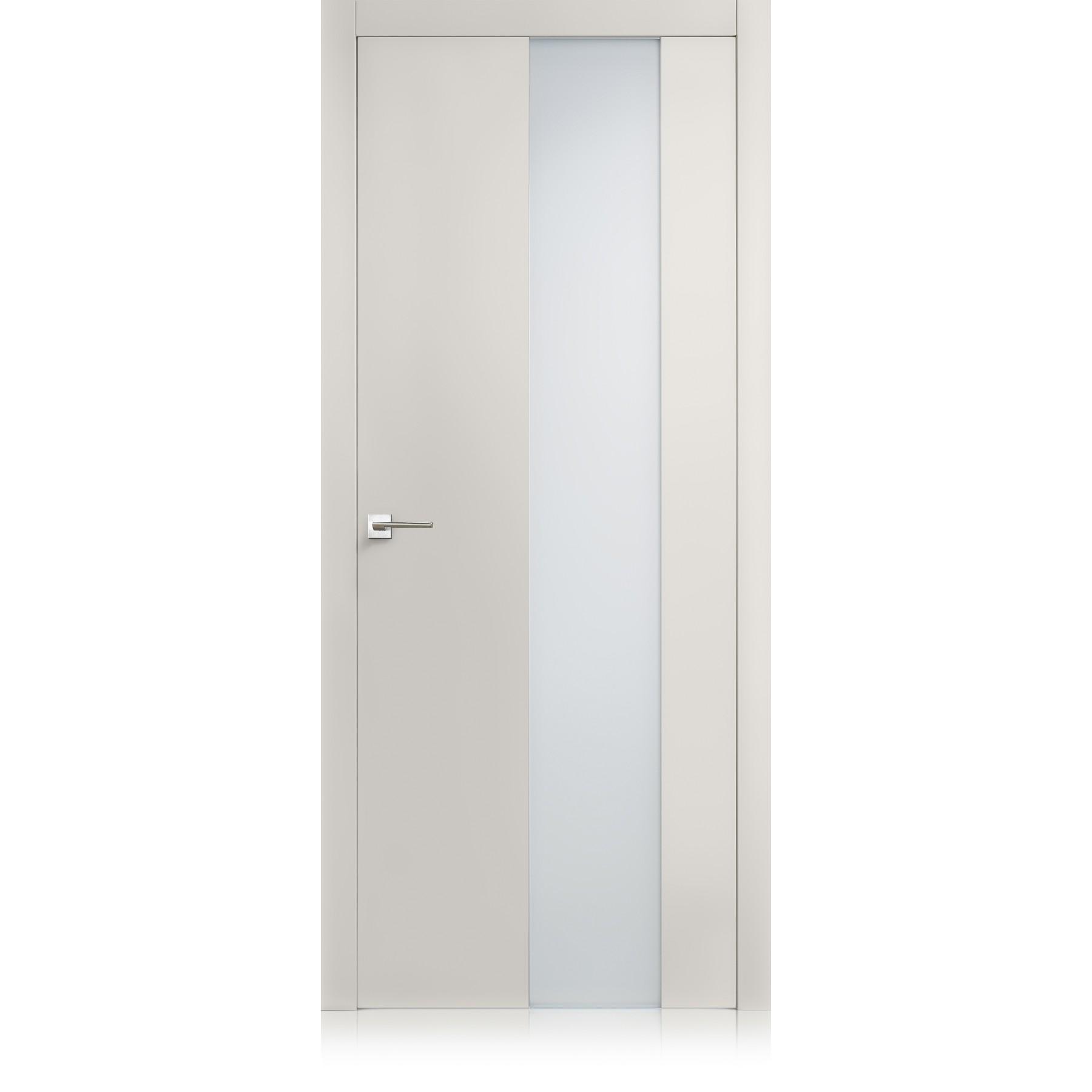 Porte Exit vetro grigio lux brillant