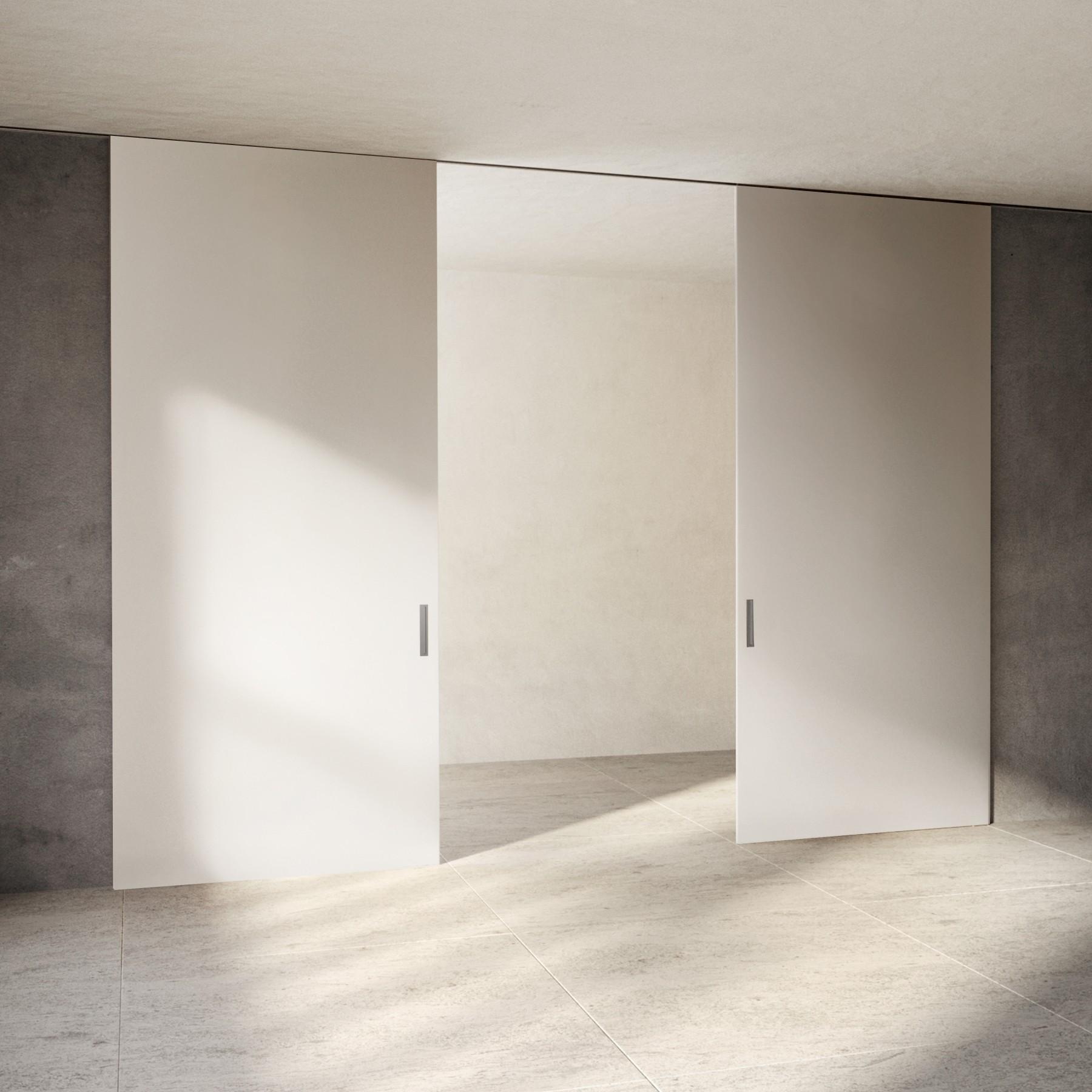 Scenario Lignum Exit bianco glossy