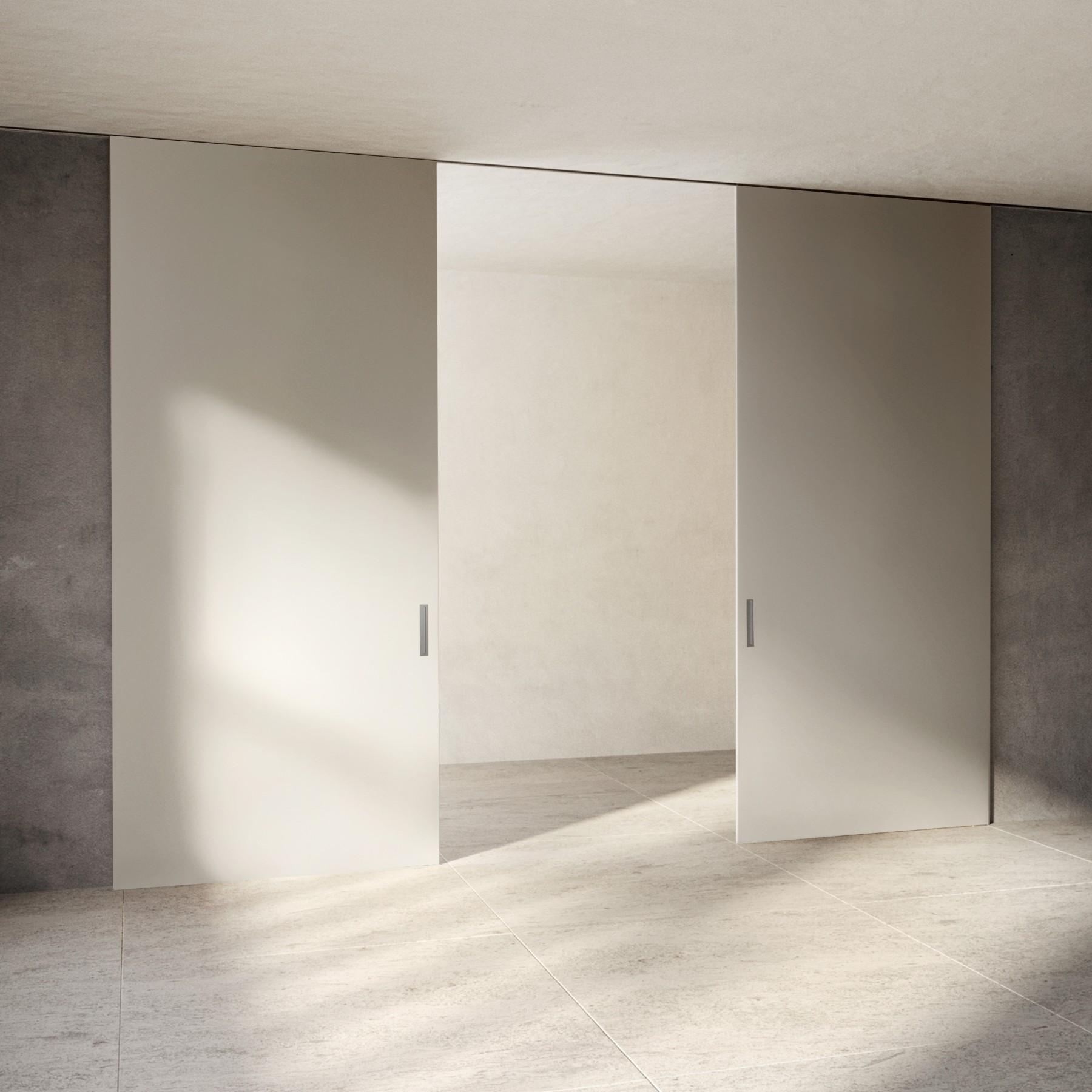 Scenario Lignum Exit grigio lux glossy