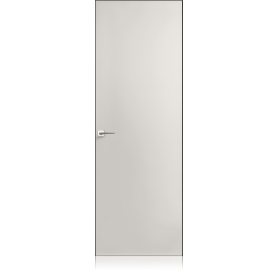 Exit Zero grigio lux glossy door