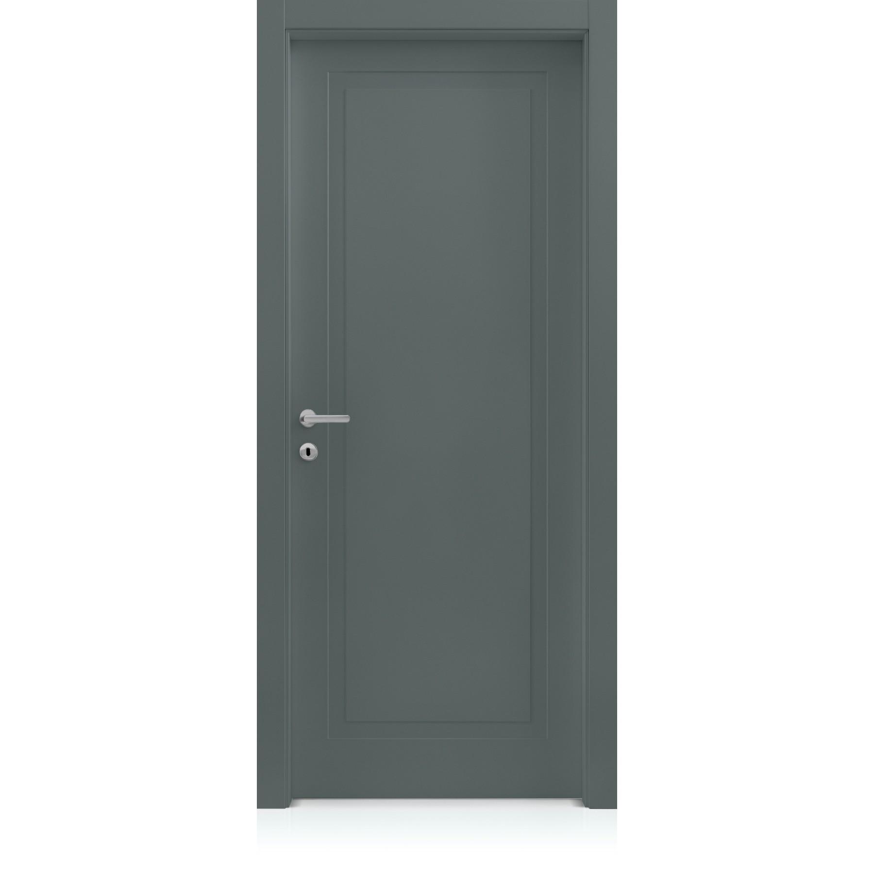 Porta Mixy / 1 Metallo Pure Laccato ULTRAopaco