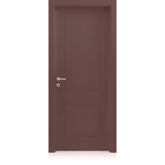 Porta Mixy / 2 Malva Pure Laccato ULTRAopaco