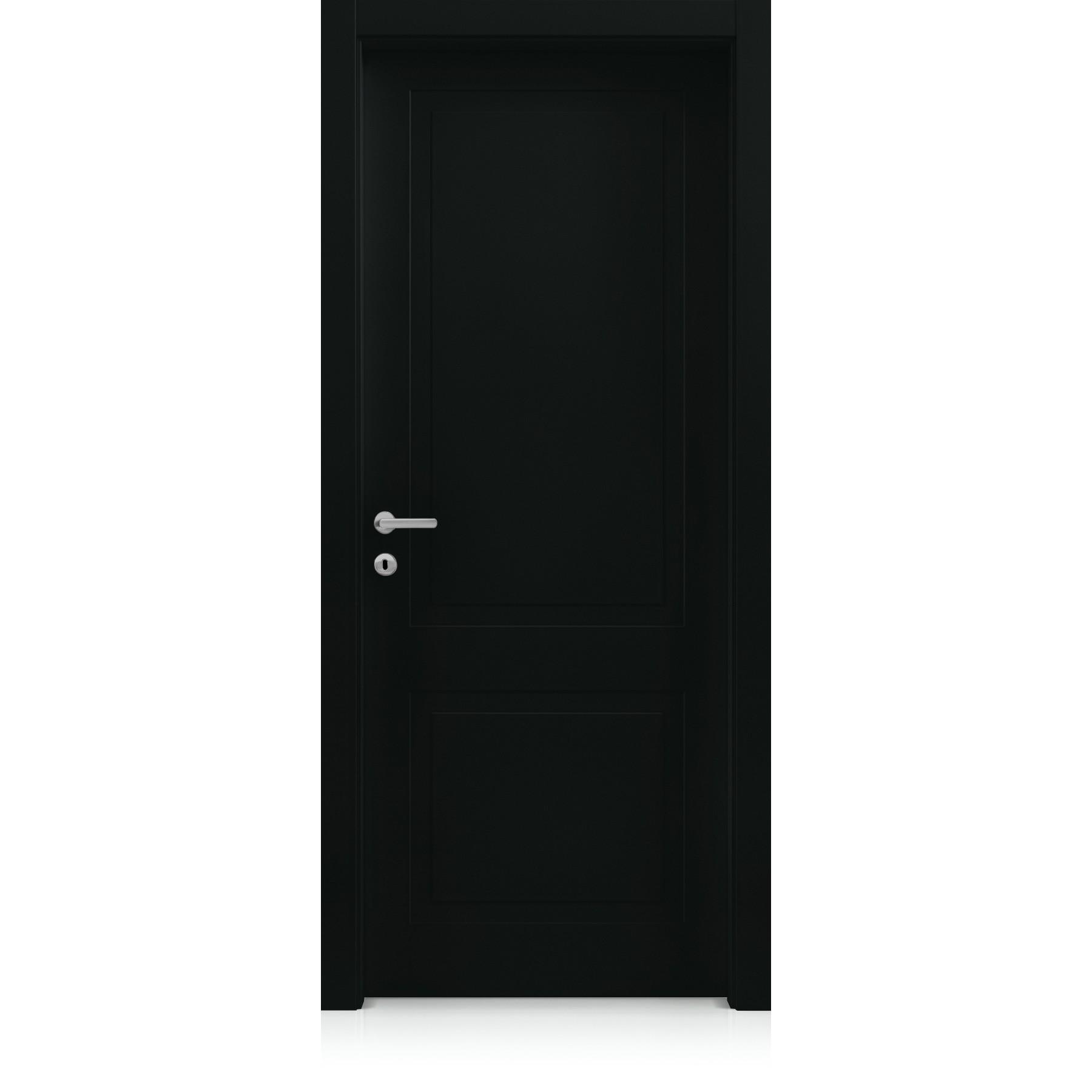 Porta Mixy / 2 Nero Profondo Laccato ULTRAopaco