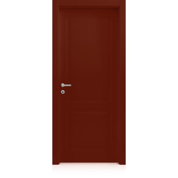 Porta Mixy / 3 Corallo Pure Laccato ULTRAopaco