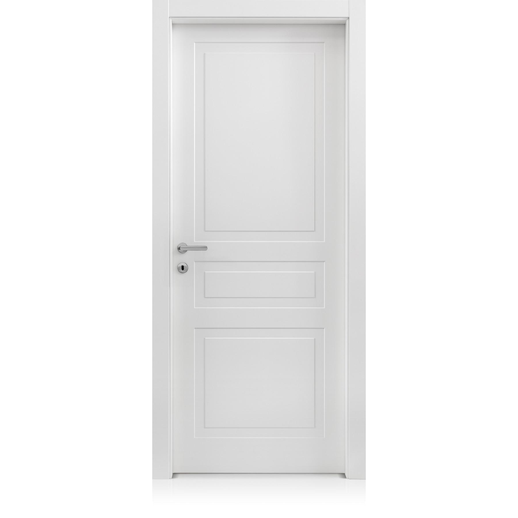 Porta Mixy / 7 Bianco Optical Laccato ULTRAopaco