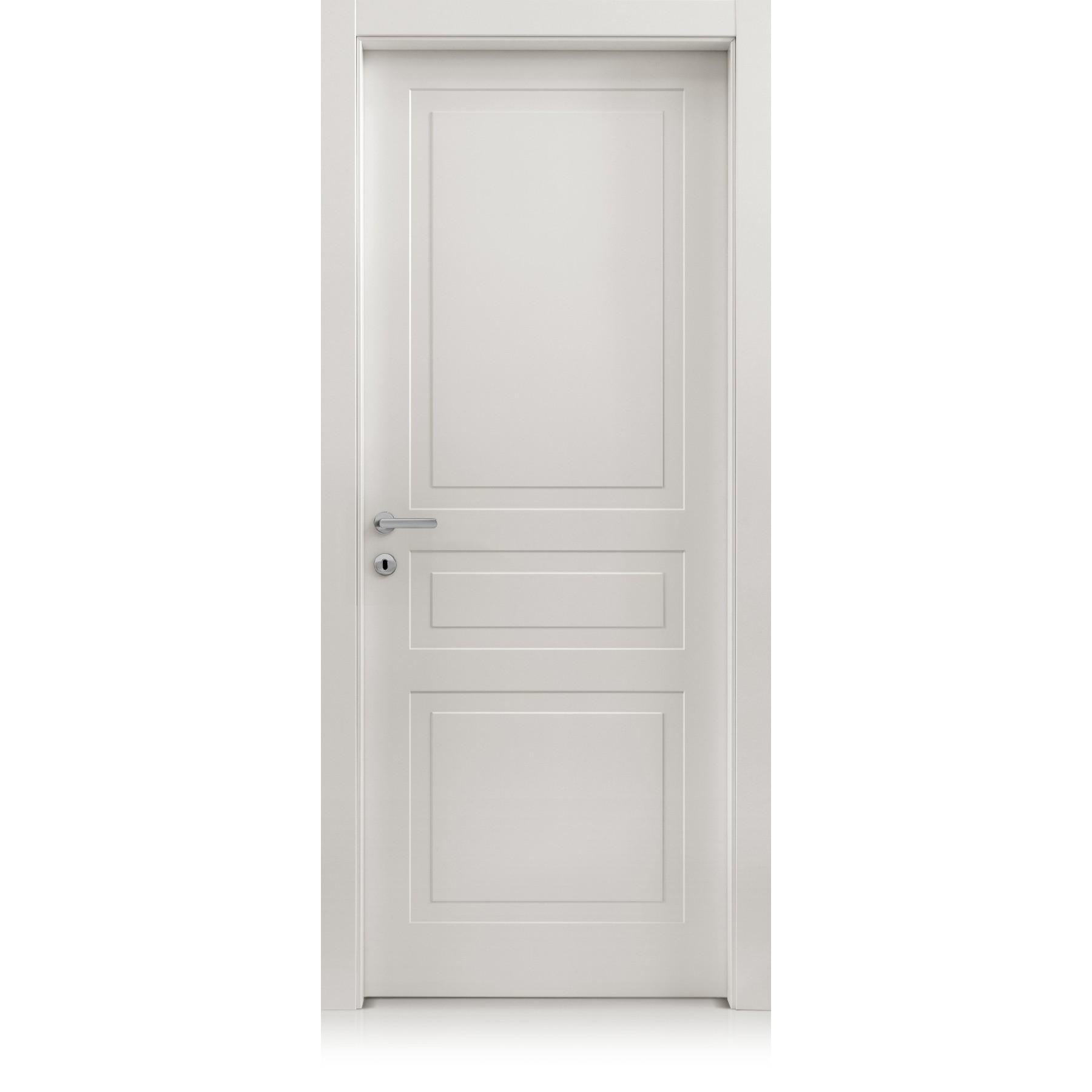 Porta Mixy / 7 Grigio Lux Laccato ULTRAopaco