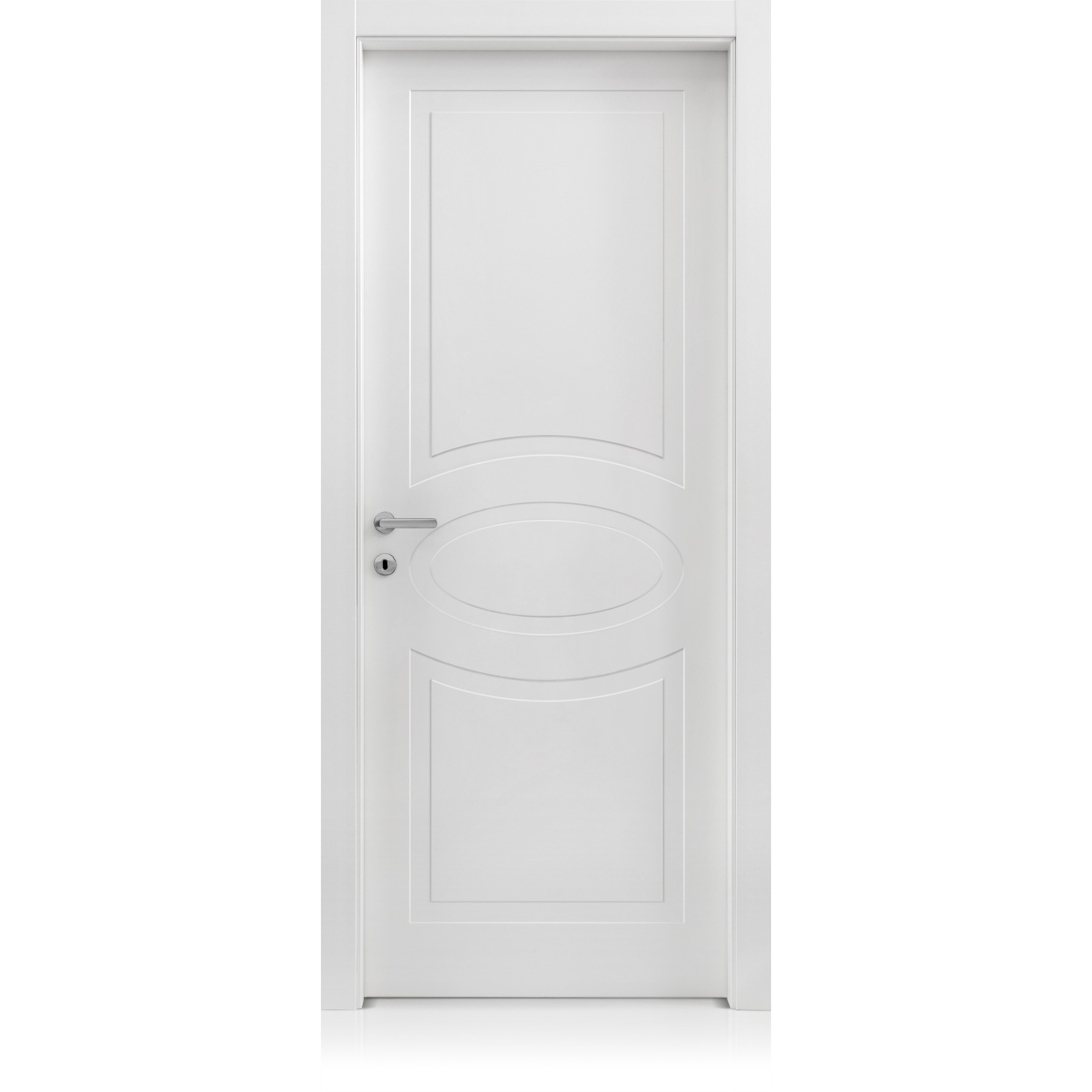 Porta Mixy / 8 Bianco Optical Laccato ULTRAopaco