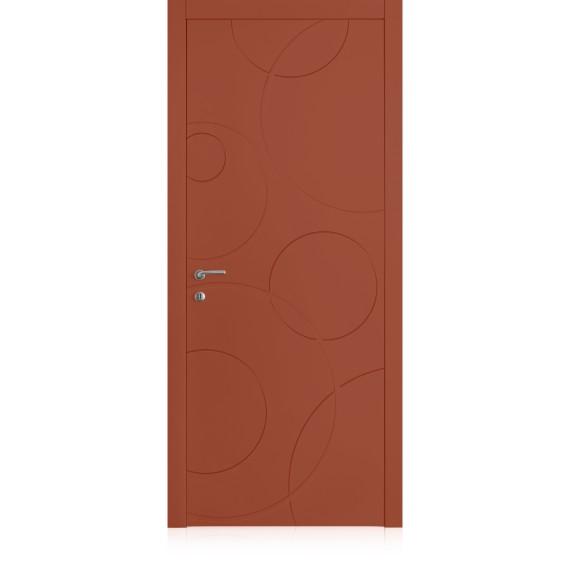 Porta Yncisa / 0 Corallo Light Laccato ULTRAopaco