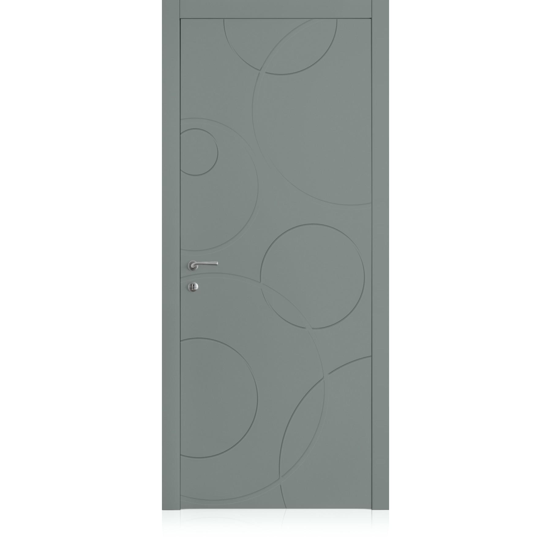 Porta Yncisa / 0 Metallo Light Laccato ULTRAopaco