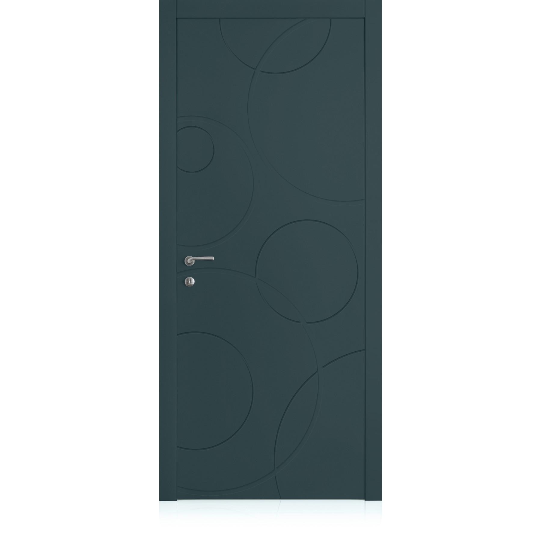 Porta Yncisa / 0 Metallo Dark Laccato ULTRAopaco