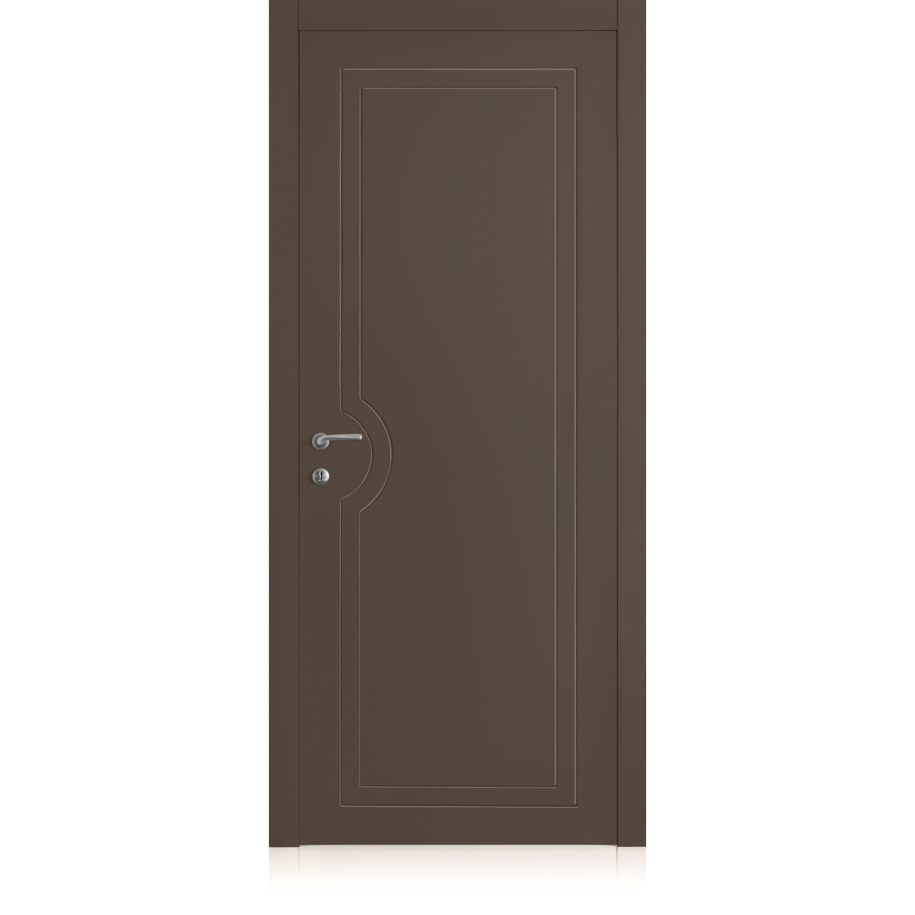 Porta Yncisa / 1 Ombra Dark Laccato ULTRAopaco