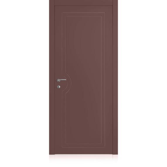 Porta Yncisa / 1 Malva Pure Laccato ULTRAopaco