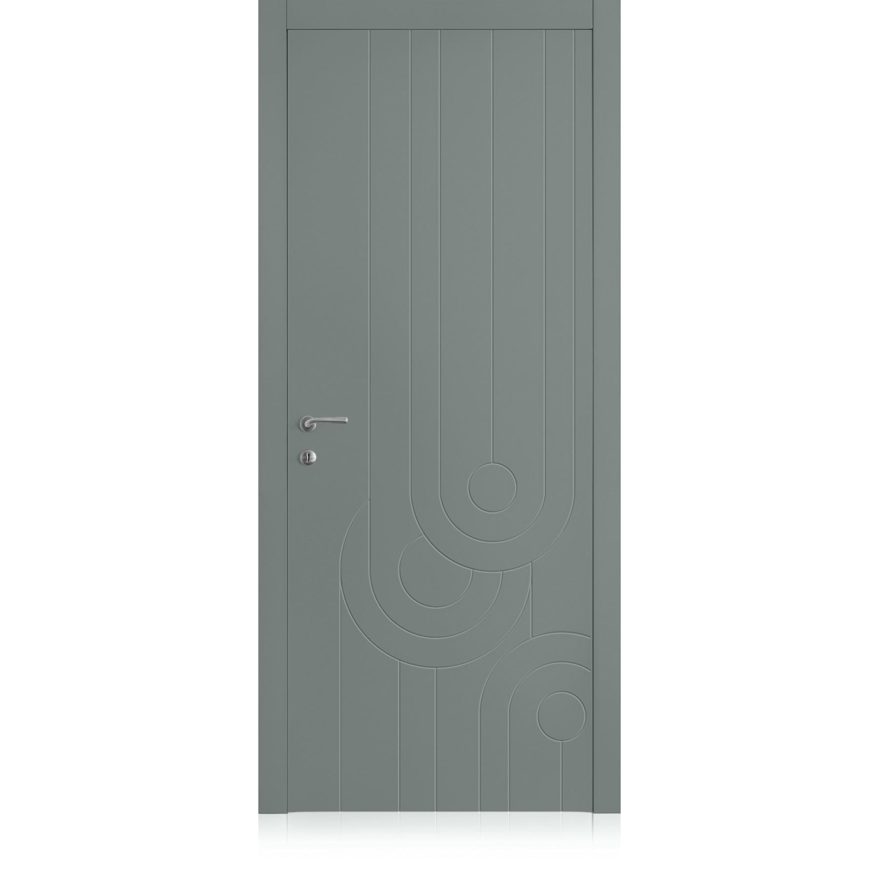 Porta Yncisa 70 Metallo Light Laccato ULTRAopaco