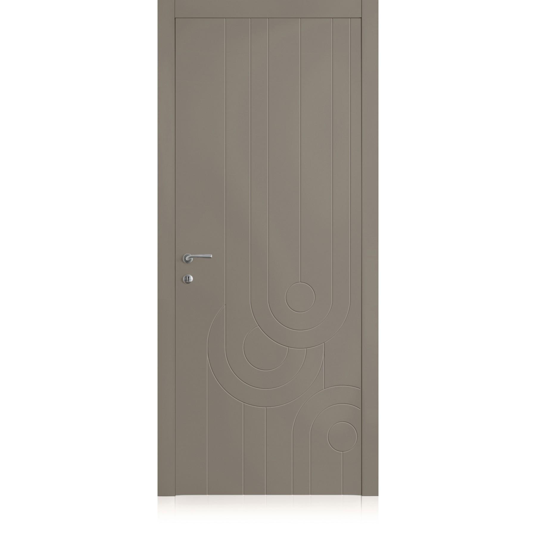 Porta Yncisa 70 Ombra Light Laccato ULTRAopaco