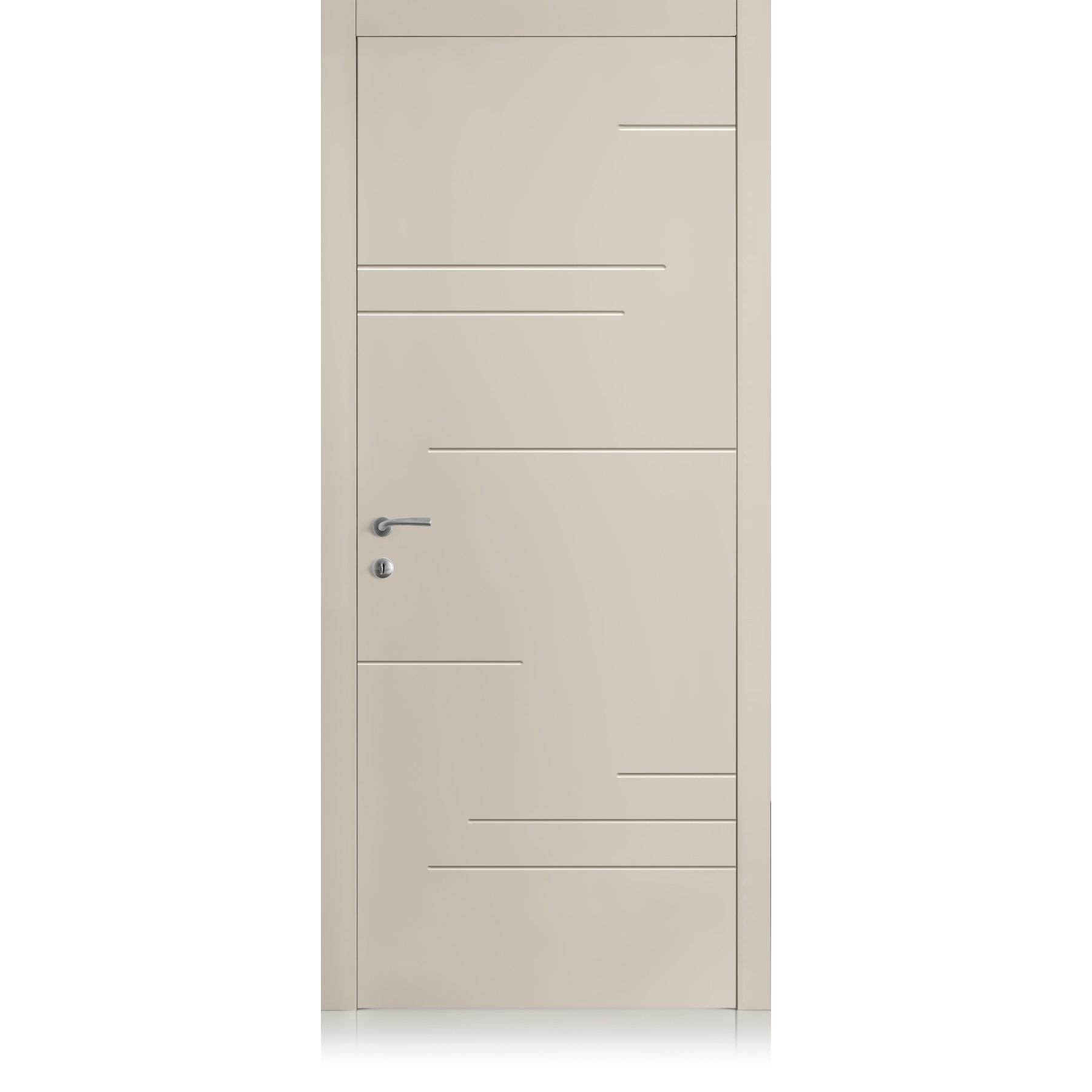 Porta Yncisa Segni Tortora Laccato ULTRAopaco