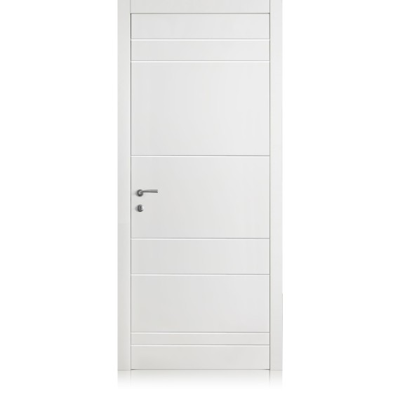 Yncisa Tratto Bianco Optical Laccato ULTRAopaco door