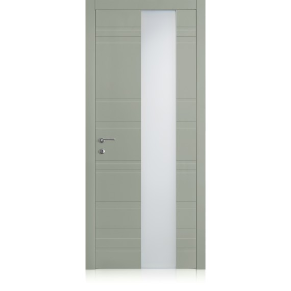 Yncisa Styla Vetro Laguna Light Laccato ULTRAopaco door