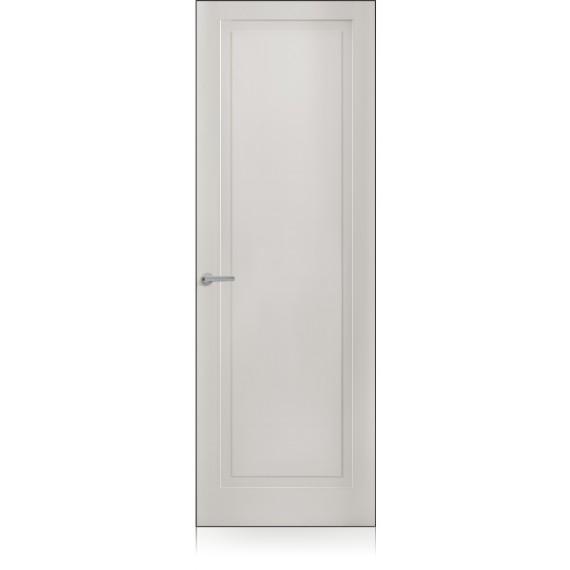 Porta Mixy / 1 Zero Grigio Lux Laccato ULTRAopaco