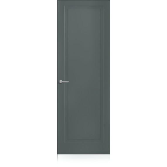 Porta Mixy / 1 Zero Metallo Pure Laccato ULTRAopaco