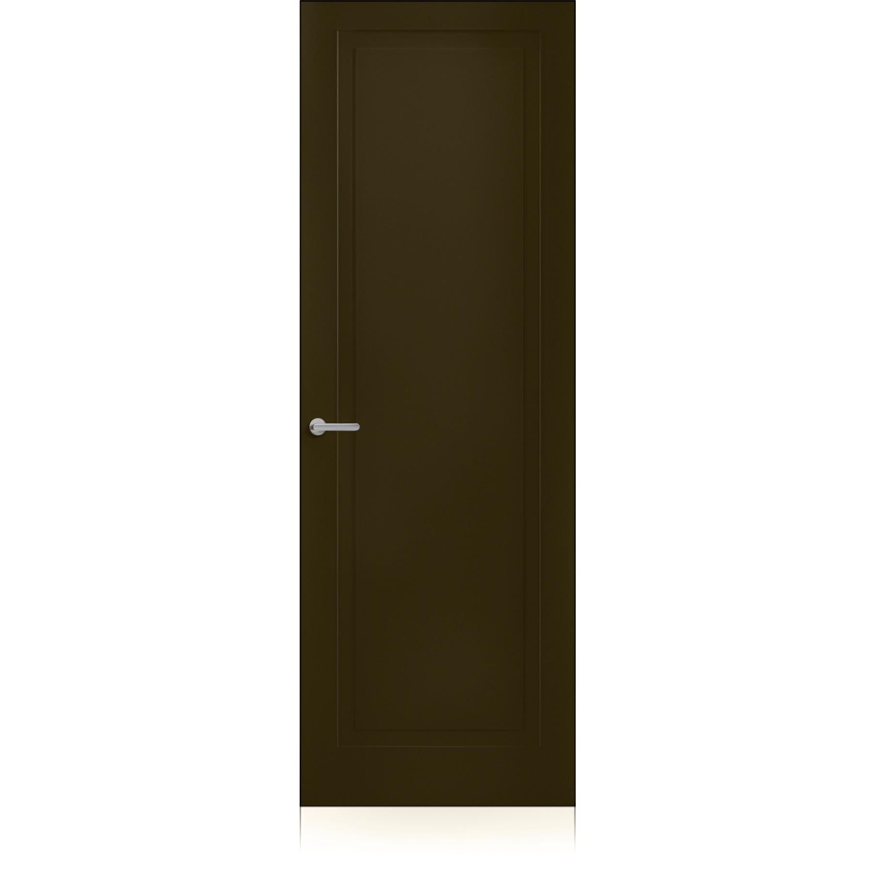 Porta Mixy / 1 Zero Oliva Dark Laccato ULTRAopaco