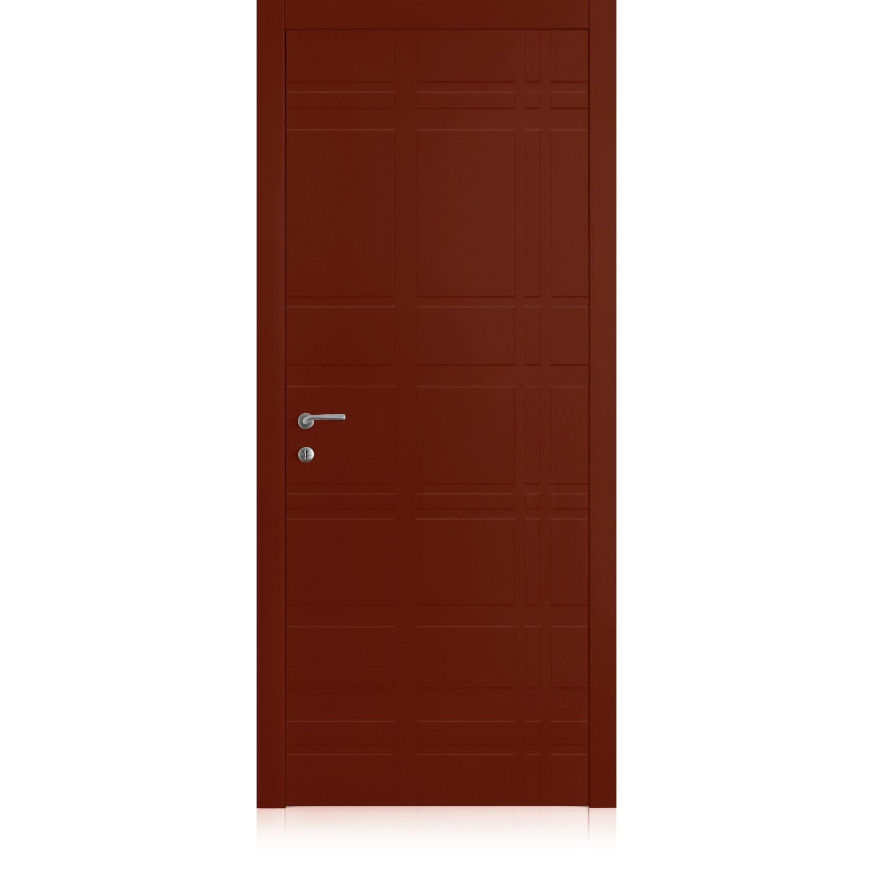 Yncisa Tartan Corallo Pure Laccato ULTRAopaco door