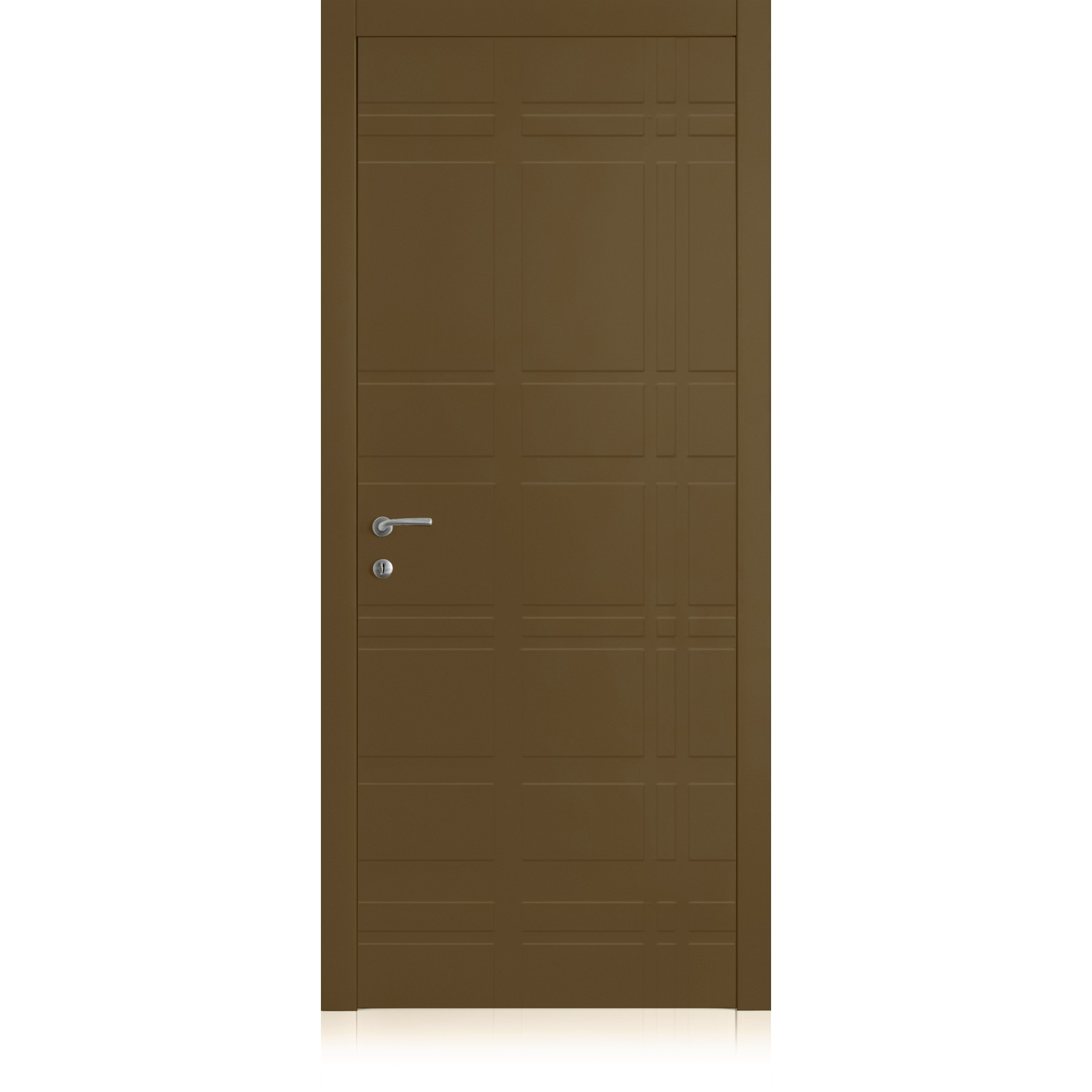 Yncisa Tartan Terra Pure Laccato ULTRAopaco door
