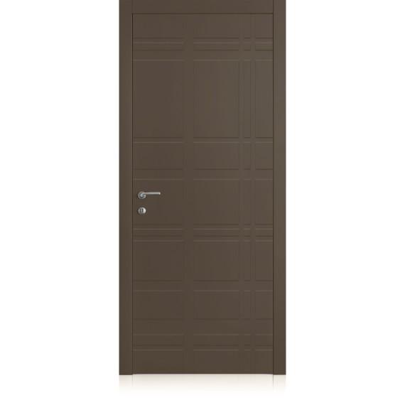 Yncisa Tartan Ombra Dark Laccato ULTRAopaco door