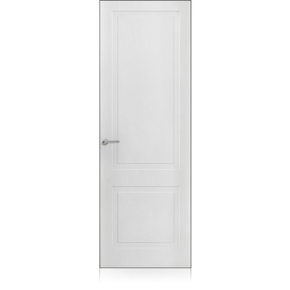 Porta Mixy / 2 Zero Bianco Optical Laccato ULTRAopaco