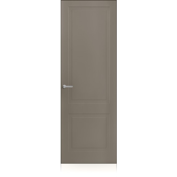 Porta Mixy / 2 Zero Ombra Light Laccato ULTRAopaco