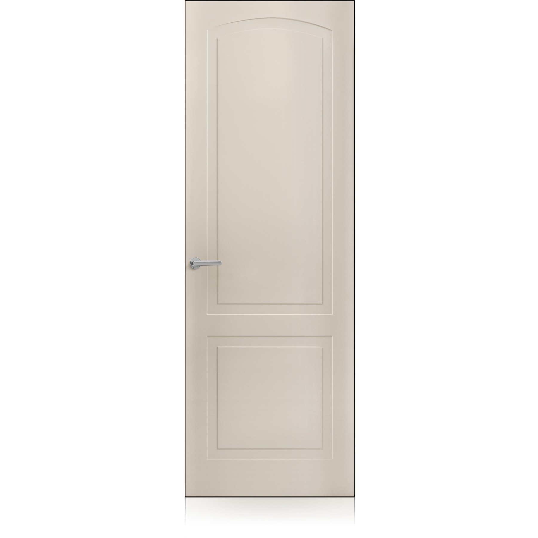 Porta Mixy / 3 Zero Tortora Laccato ULTRAopaco