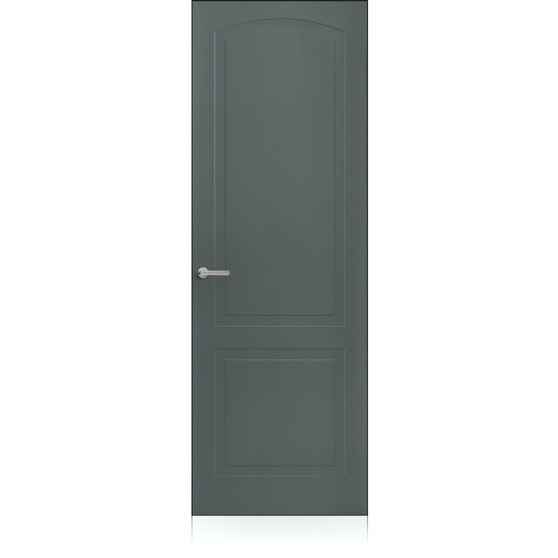Porta Mixy / 3 Zero Metallo Pure Laccato ULTRAopaco