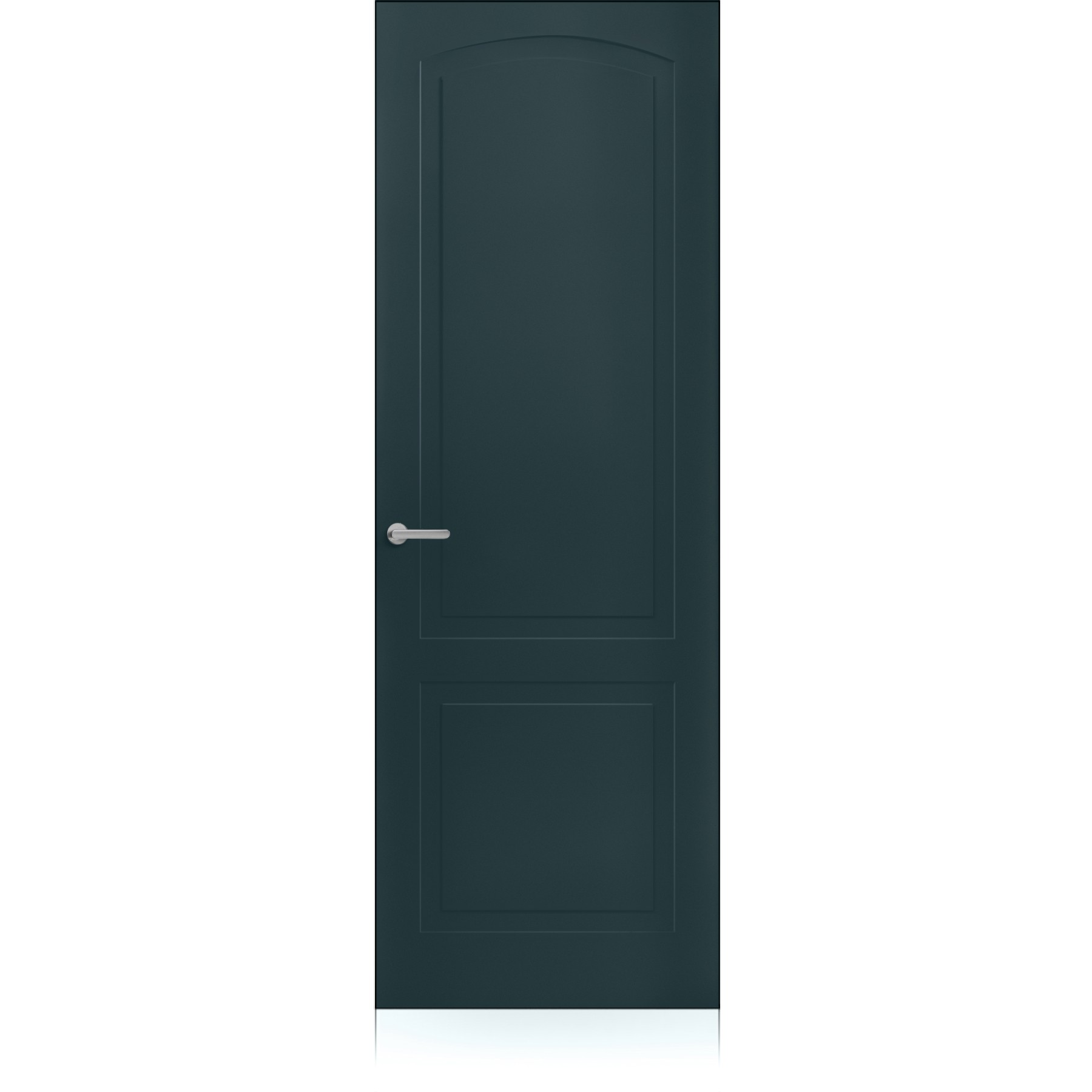 Porta Mixy / 3 Zero Metallo Dark Laccato ULTRAopaco