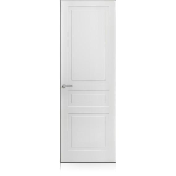 Porta Mixy / 7 Zero Bianco Optical Laccato ULTRAopaco