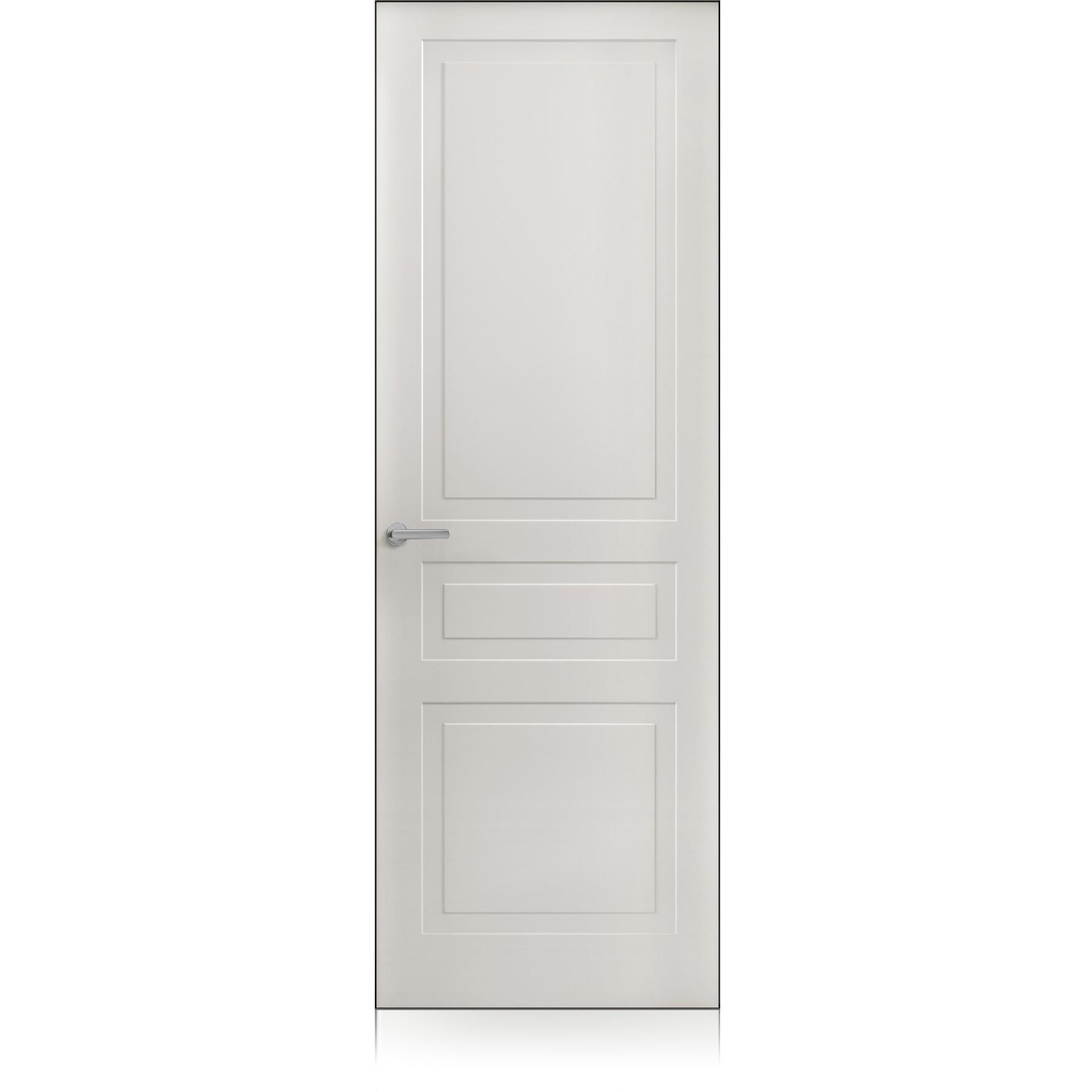 Porta Mixy / 7 Zero Grigio Lux Laccato ULTRAopaco