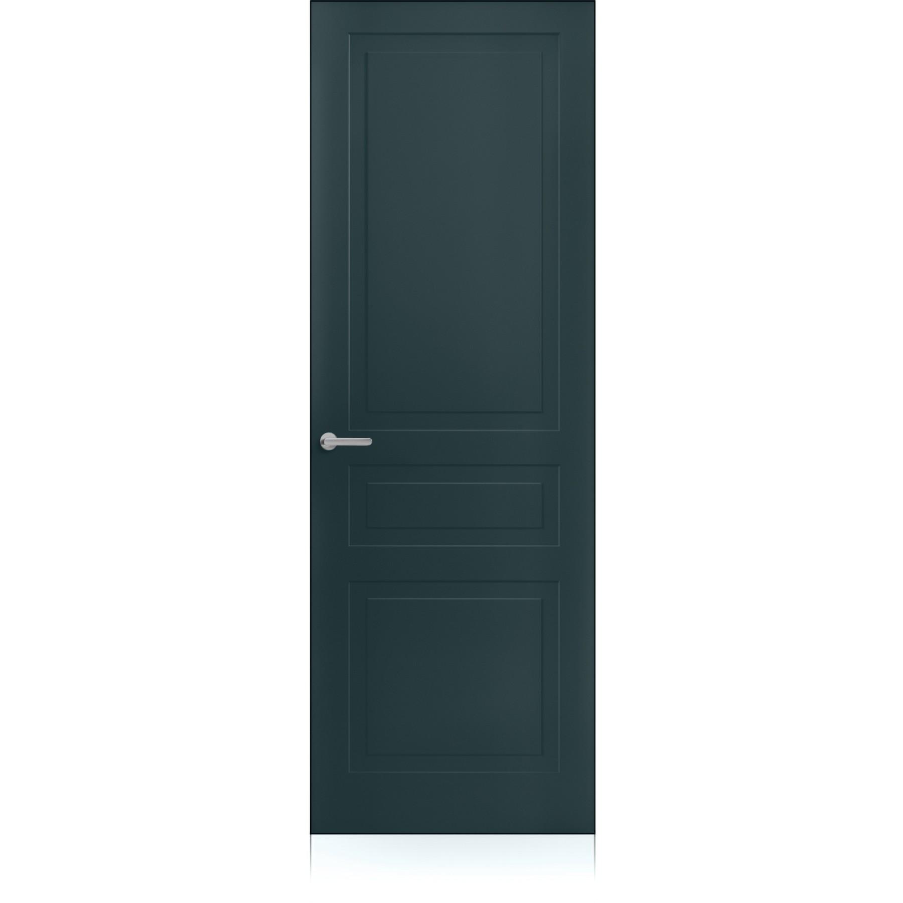 Porta Mixy / 7 Zero Metallo Dark Laccato ULTRAopaco