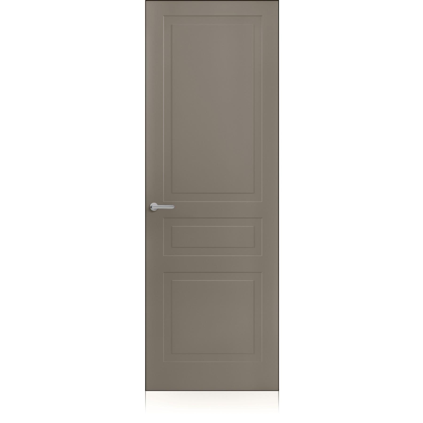Porta Mixy / 7 Zero Ombra Light Laccato ULTRAopaco