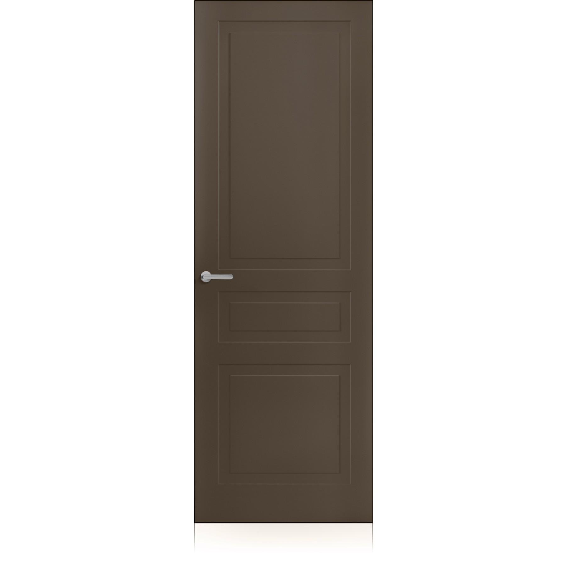 Porta Mixy / 7 Zero Ombra Dark Laccato ULTRAopaco