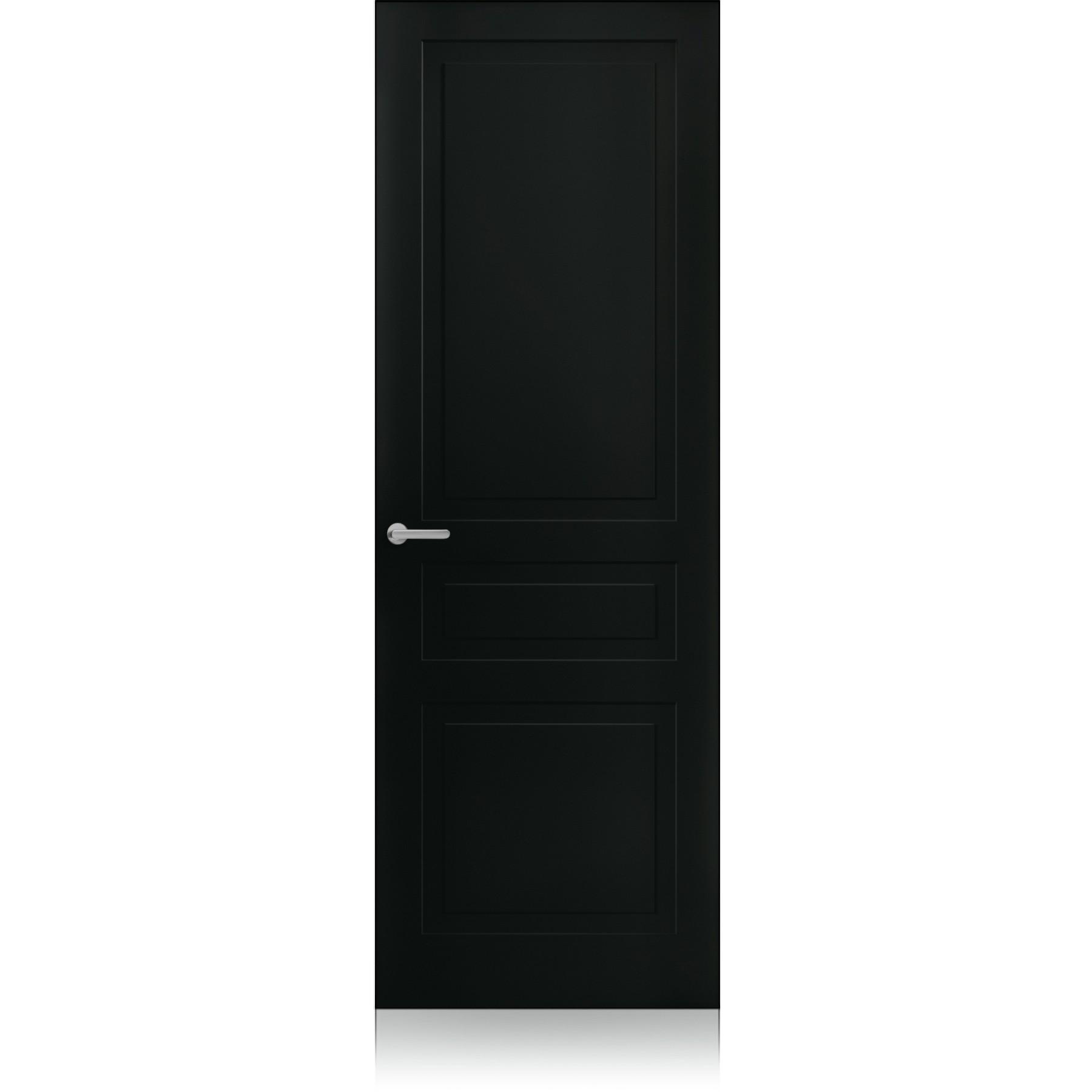 Porta Mixy / 7 Zero Nero Profondo Laccato ULTRAopaco