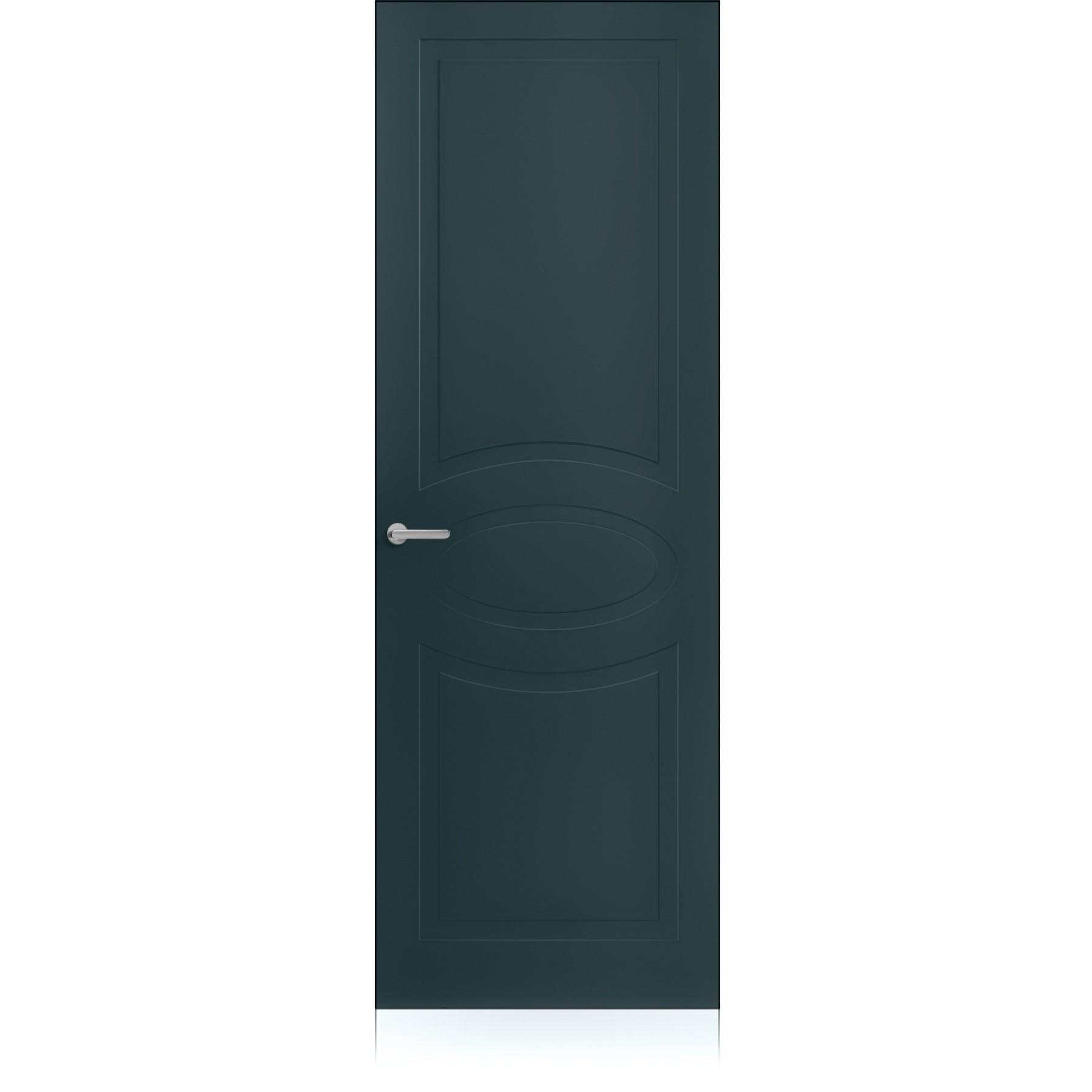 Porta Mixy / 8 Zero Metallo Dark Laccato ULTRAopaco