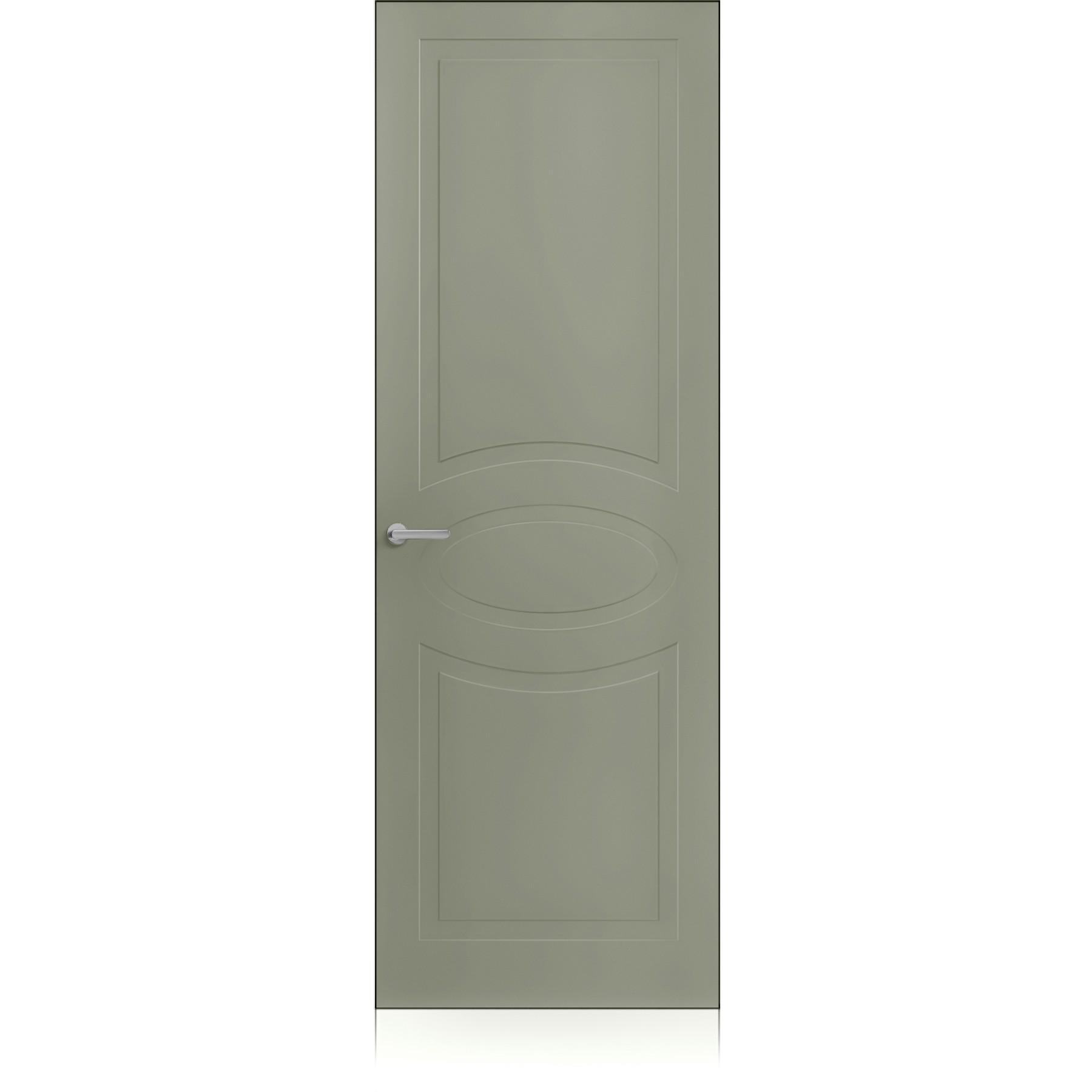 Porta Mixy / 8 Zero Lichene Light Laccato ULTRAopaco