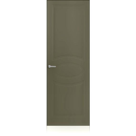 Porta Mixy / 8 Zero Oliva Light Laccato ULTRAopaco
