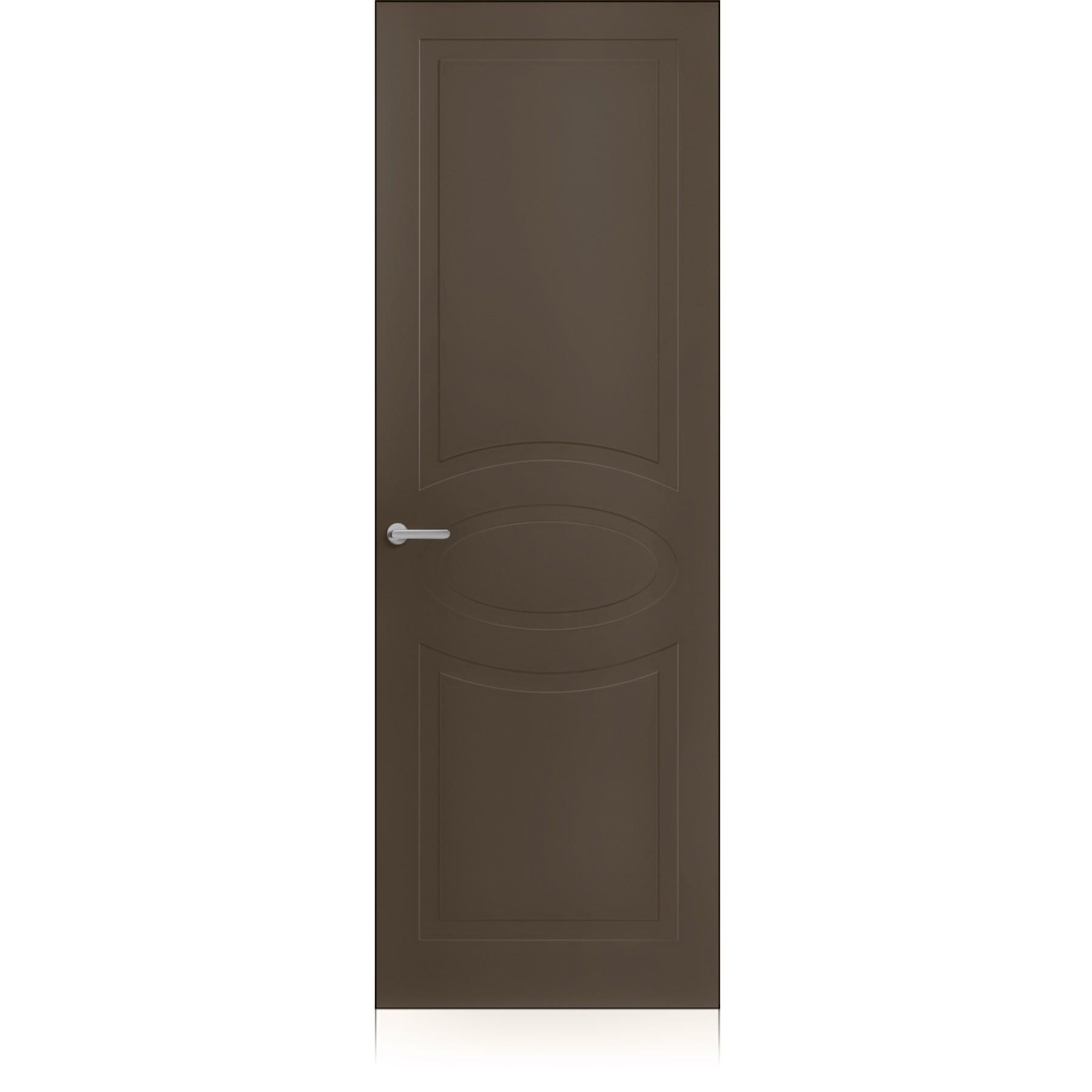 Porta Mixy / 8 Zero Ombra Dark Laccato ULTRAopaco
