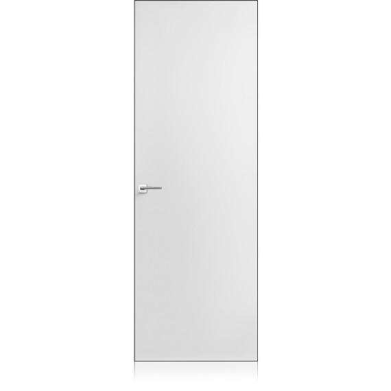 Porta Equa Zero Bianco Optical Laccato ULTRAopaco